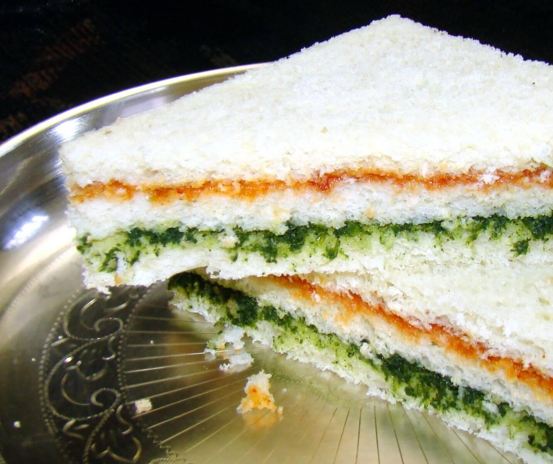 Patriotic Sandwiches