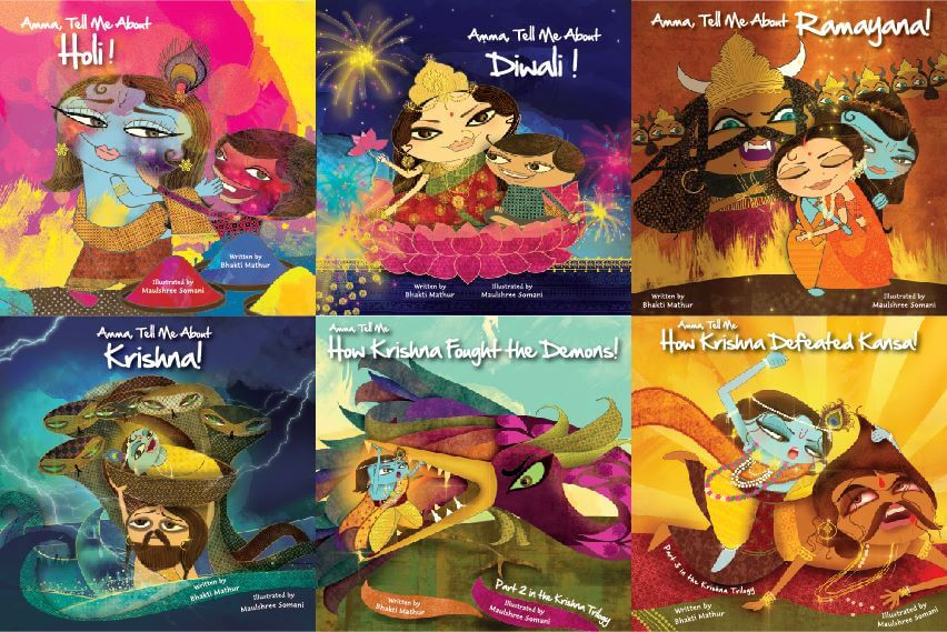Books by Bhakti Mathur