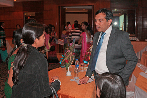 Dr. C.P. Shukla in conversation
