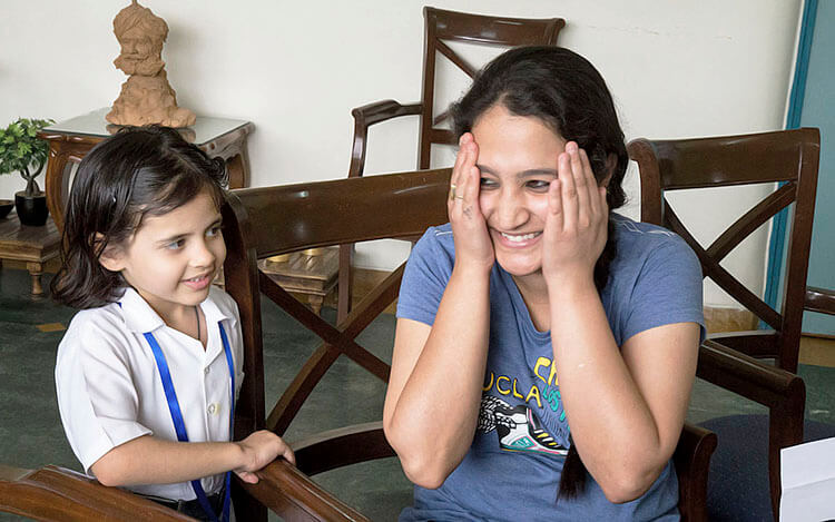 JWB's Blogger Lavanya