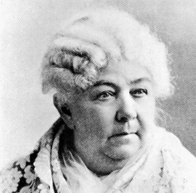 a biography of elizabeth cady stanton a leader in early womens rights movement Elizabeth cady stanton worked for women's rights early life elizabeth cady was born on elizabeth cady stanton was a leader in the women's rights movement.