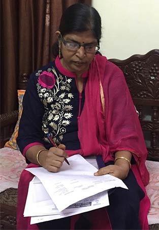 Pushpa Jain