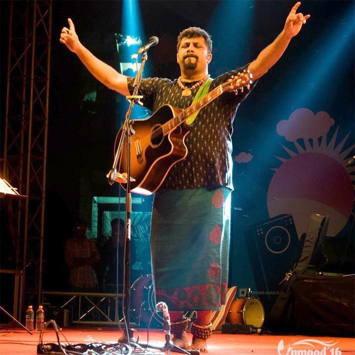 raghu dixit at jlf